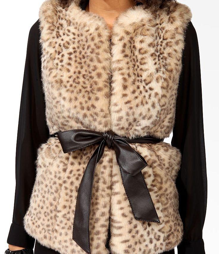 Šité vestu s vlastními rukama z ovčí kůže. Kožichové vesty nebo co ... 9731713e02