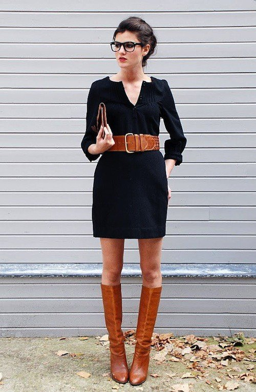 Jak porazit malé černé šaty. Co nosit malé černé šaty. 75cf3ac1d5